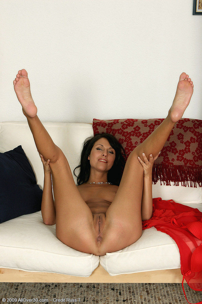 Mature lady and the sales guy 8