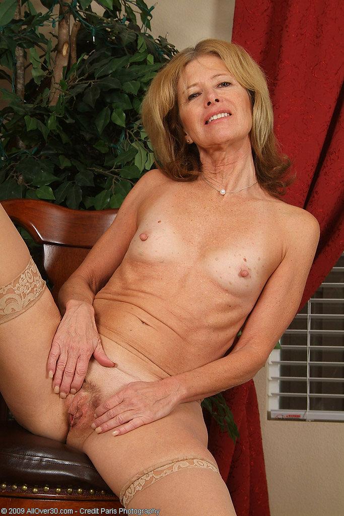 50 yr old stunning blonde playing 10
