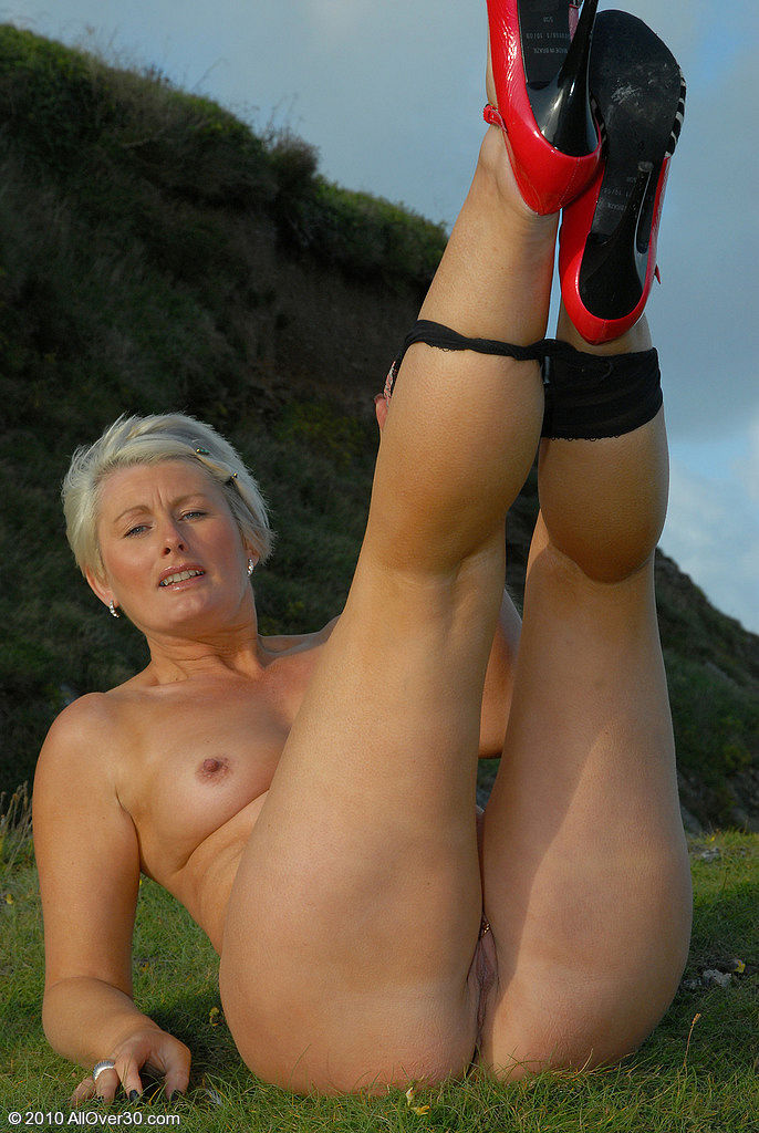 Gorgeous lesbian models get it on after work 7