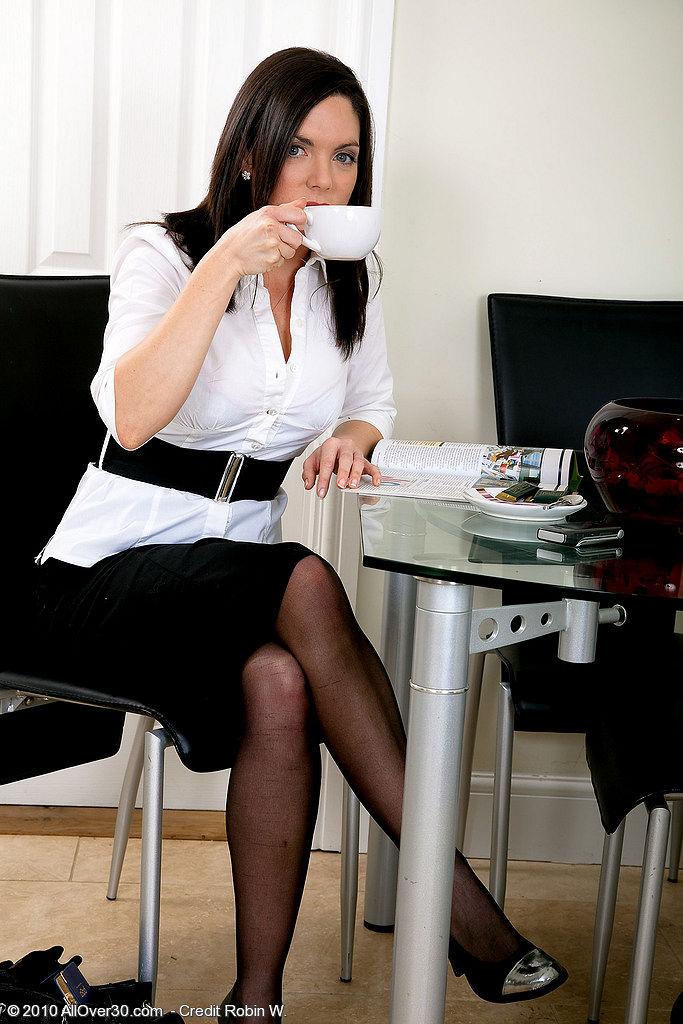 Las secretarias ms sexys en fotos El Grfico